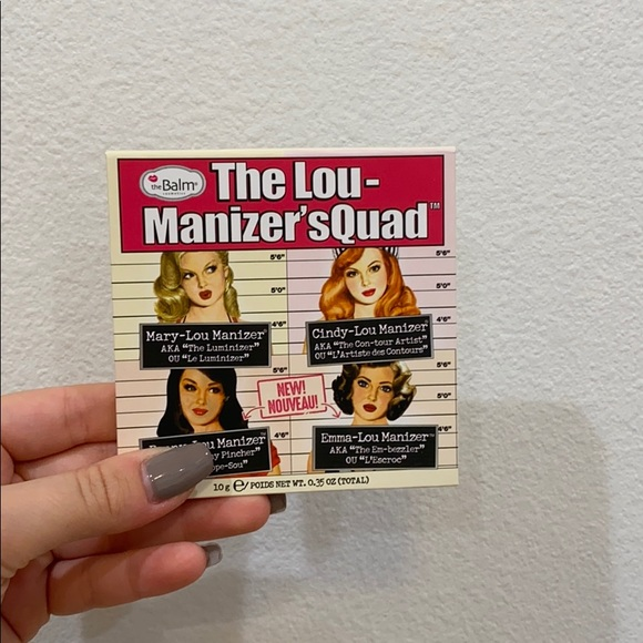 theBalm Other - The Lou Manizer's Quad